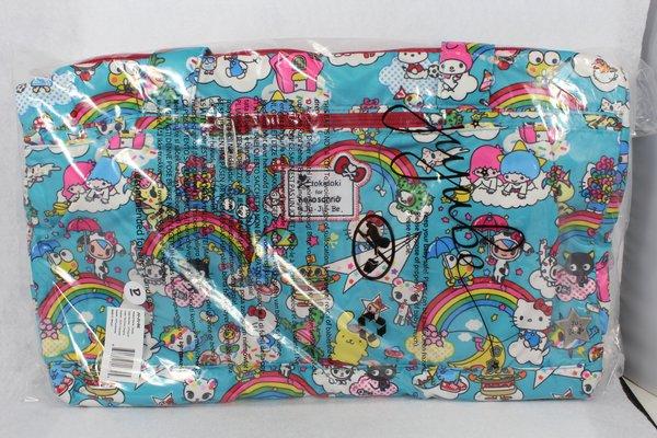 Ju-Ju-Be x tokidoki Hello Kitty Starlet in Rainbow Dreams - PLACEMENT D Kaiju Mozz