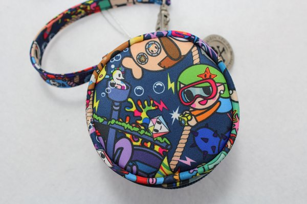 Ju-Ju-Be x tokidoki Paci Pod in Sea Punk - PLACEMENT 2