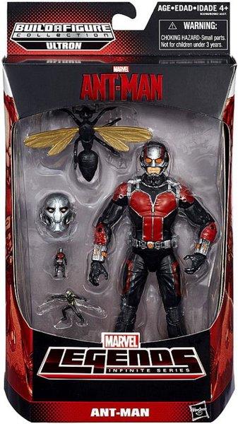 Hasbro Marvel Legends Ant-Man Infinite Ultron Series Ant-Man