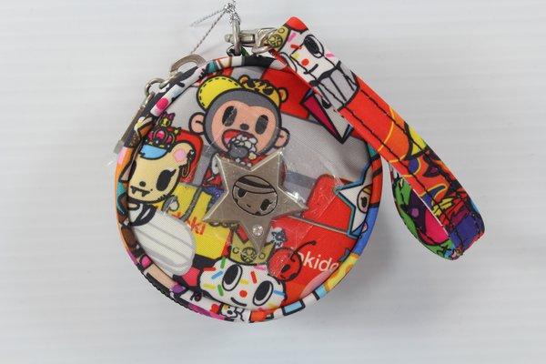 Ju-Ju-Be x tokidoki Paci Pod in Sushi Cars - PLACEMENT C Savana Monkey
