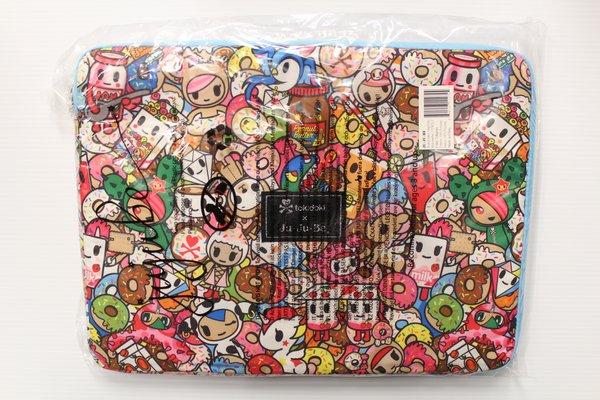 Ju-Ju-Be x Tokidoki Mega Tech Laptop Case in Tokipops - PLACEMENT A