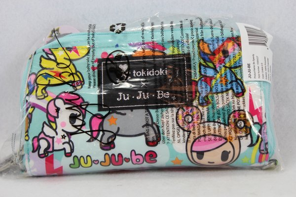 Ju-Ju-Be x Tokidoki Be Spendy Wallet in Unikiki 2.0 - PLACEMENT 5
