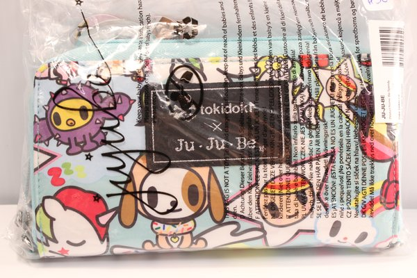 Ju-Ju-Be x Tokidoki Be Spendy Wallet in Unikiki 2.0 - PLACEMENT J