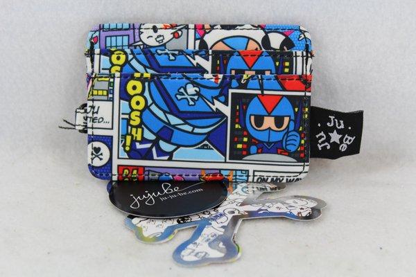 Ju-Ju-Be x Tokidoki Be Charged Card Holder in Super Toki Placement B