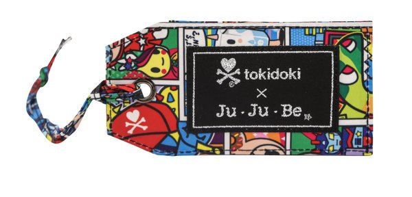 Ju-Ju-Be Tokidoki Be Tagged in Super Toki