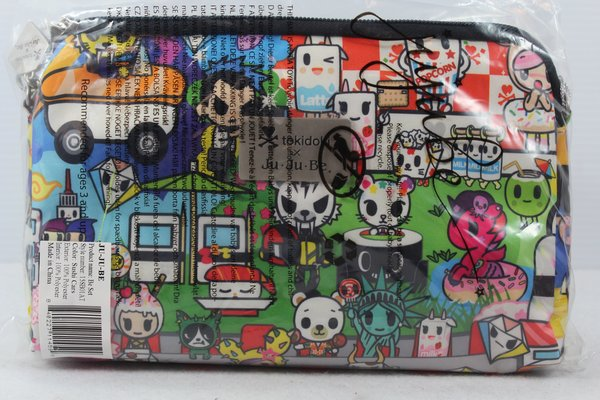 Ju-Ju-Be x tokidoki Be Set in Sushi Cars - PLACEMENT Q Palette Biscotti