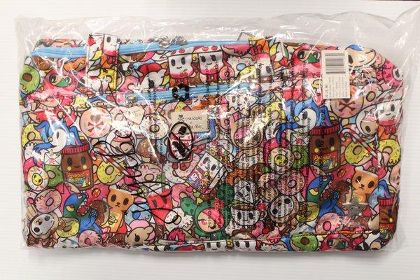 Ju-Ju-Be x tokidoki Starlet in Tokipops - PLACEMENT D Cereal Box Donutella