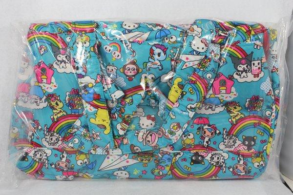 Ju-Ju-Be x tokidoki Hello Kitty Starlet in Rainbow Dreams - PLACEMENT C Mozz Chococat