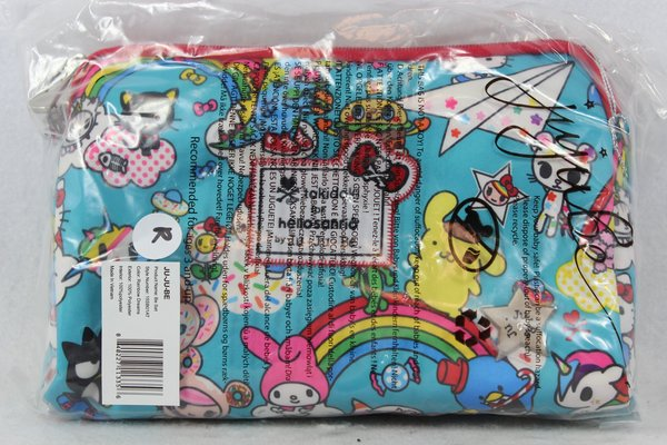 Ju-Ju-Be x Tokidoki Hello Kitty Be Set in Rainbow Dreams - PLACEMENT R