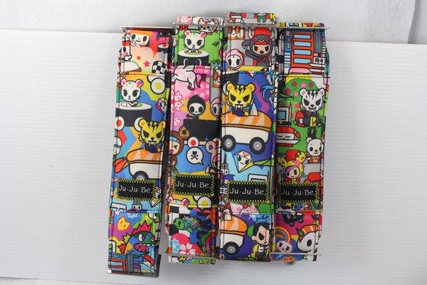 Ju-Ju-Be x Tokidoki Messenger Strap in Sushi Cars