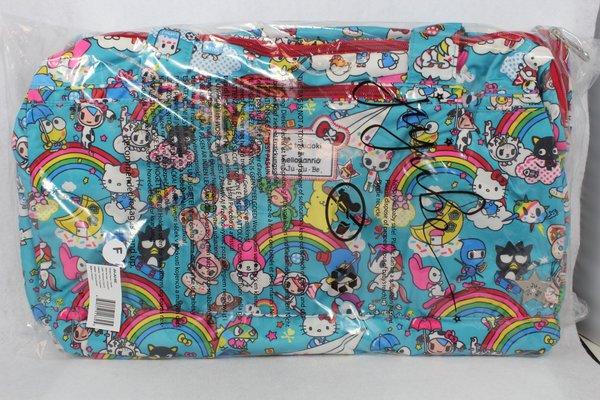 Ju-Ju-Be x tokidoki Hello Kitty Starlet in Rainbow Dreams - PLACEMENT F Sandy Pompompurin Donutella