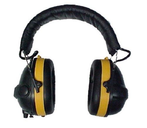 Electronic Noise Canceling Headset, Race Scanners Nascar
