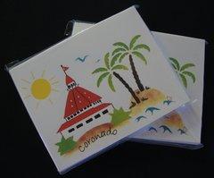 CORONADO NOTE CARDS