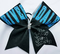 Riverdale Jughead Glitter Cheer Bow