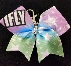 iFLY Mini Ribbon Keychain Bow