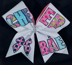 Cheer is Bae Cheer Bow