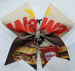 Wawa Glitter Cheer Bow