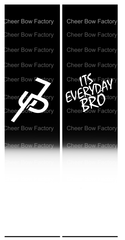 Jake Paul Cheer Bow Ready to Press Sublimation Graphic