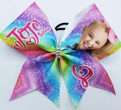 Jojo Glitter Cheer Bow