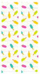 Ice Pop Ready to Press Sublimation Graphic