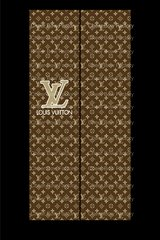 Louis Vuitton Cheer Bow Ready to Press Sublimation Graphic