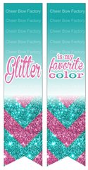 Glitter is my favorite color Ready to Press Sublimation Graphic