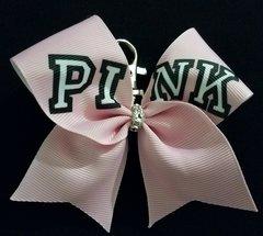 PINK Mini Ribbon Keychain Bow