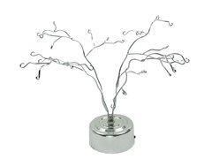 "Rotating Jewelry Display Tree (10""H)"