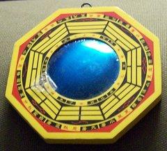 Small Convex Pa Kua MIrror (小凸爬跨镜)