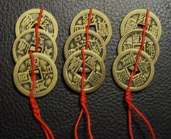3 Coin Prosperity Energizer - 3 Pre-Tied Sets