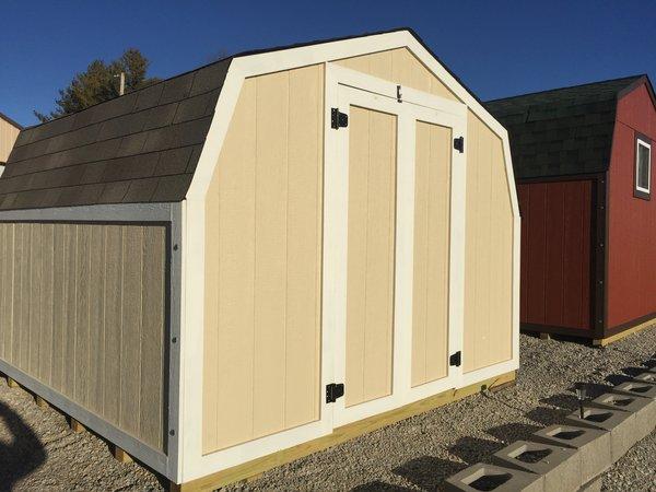 10x10 Iowa Shed S Small Barn Iowa Sheds Model Clearance