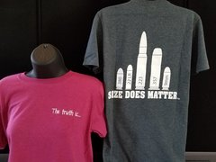 "Size Does Matter ""T"" Shirt"