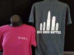 "Size Does Matter ""T"" Shirt"