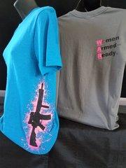 """AR-Splatter """"T"""" Shirt"""