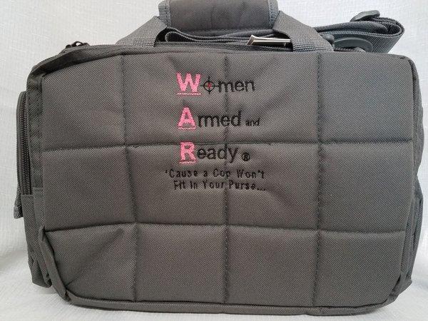 Women Armed & Ready Range Bag