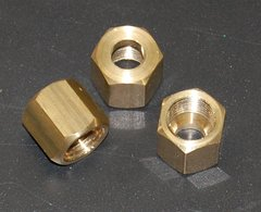 640-2 Flare Nut