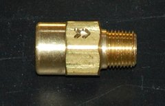 803 Check Valve, female to male