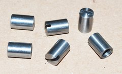 195A Throttle Lever Grip Nut- not plated
