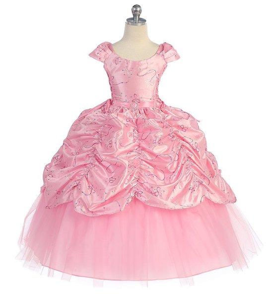 Cinderella Dress Pink Young At Heart