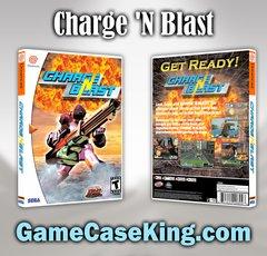 Charge 'N Blast Sega Dreamcast Game Case