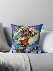 Majora's Mask Pillow ~FREE SHIPPING~