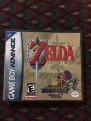 Legend of Zelda (The): A Link to the Past Four Swords Edition GBA Game Case