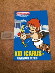 Kid Icarus Poster (18x12 in)