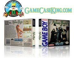 Addam's Family, The Gameboy Game Case