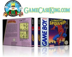 Amazing Spider-Man, The Gameboy Game Case