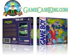 Battletoads Double Dragon Gameboy Game Case