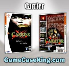 Carrier Sega Dreamcast Game Case