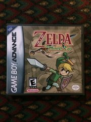 Legend of Zelda (The): The Minish Cap GBA Game Case