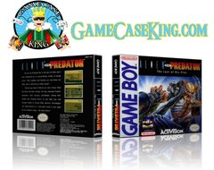 Alien vs Predator The Last of His Clan Gameboy Game Case