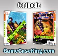 Centipede Sega Dreamcast Game Case